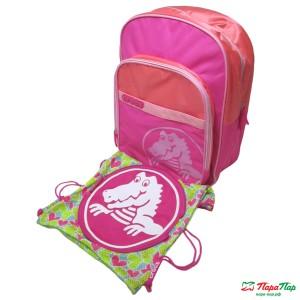 Рюкзак + мешок для обуви Crocs