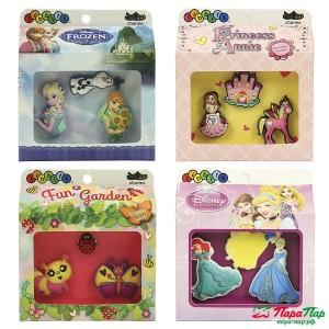 Коллекция Jibbitz Crocs для девочек